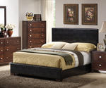Arielle Bed (Black Finish)