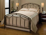 Arlington Bed (Bronze Finish)