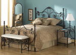 Aynsley Bed (Majestique Finish)