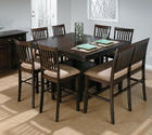 Bakery's Cherry Counter Height 8 Piece Dining Set