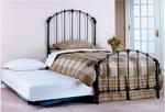 Bonita Trundle Bed (Copper Mist Finish)