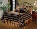 Huntley Bed (Dusty Bronze Finish)