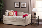 Jasmine Daybed (Linen Stone Fabric)