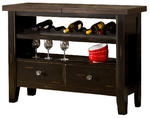 Killarney Server (Black & Antique Brown)
