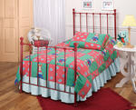 Molly Bed (Red Finish)