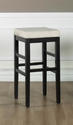 Sonata Counter Stool (Beige)