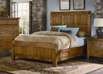 Timber Mill Bed (Oak Finish)