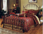 Tyler Bed (Antique Bronze Finish)