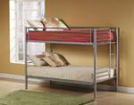 Universal Bunk Bed (Silver Finish)