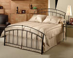 Vancouver Headboard (Antique Brown Finish)