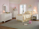Westfield Bedroom Set (White Finish)