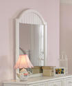 Westfield Mirror (White Finish)