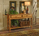 Wilshire Sideboard Table (Antique Pine Finish)