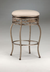 Bordeaux Counter Stool (Bronze Pewter Finish) - [4358-827]