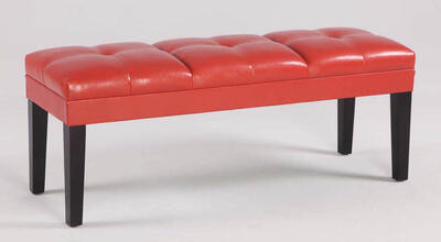 Howard Bench (Red) - [LC47211BERE]