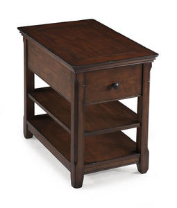 Tanner Chair Side Table (Tobacco) - [T1297-10]