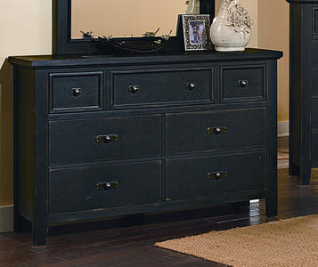 Timber Mill Dresser (Charcoal Finish) - [BB56-002]