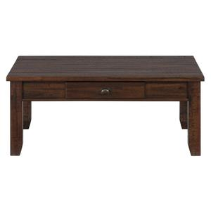 Urban Lodge Brown Coffee Table - [731-1]