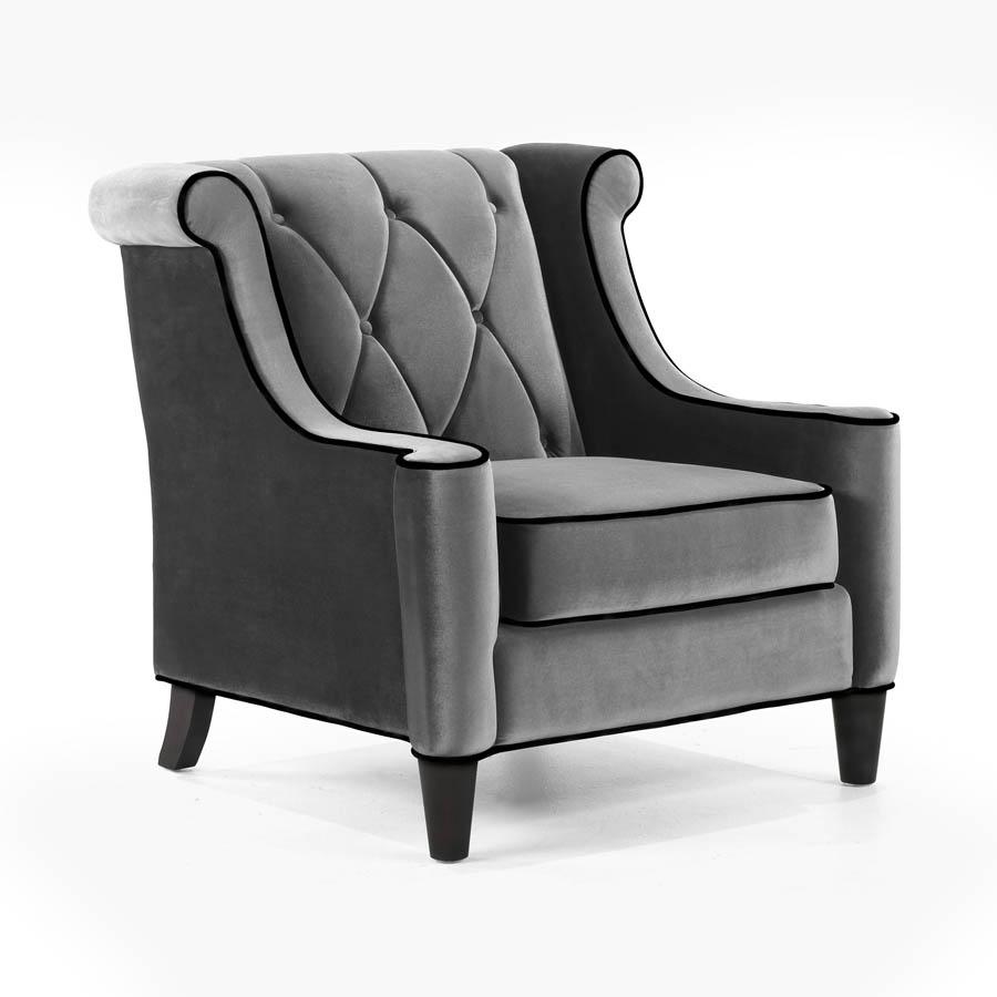 Barrister Chair Gray Velvet LC8441GRAY Decor South : barrister chair gray velvet 1 from www.decorsouth.com size 900 x 900 jpeg 72kB