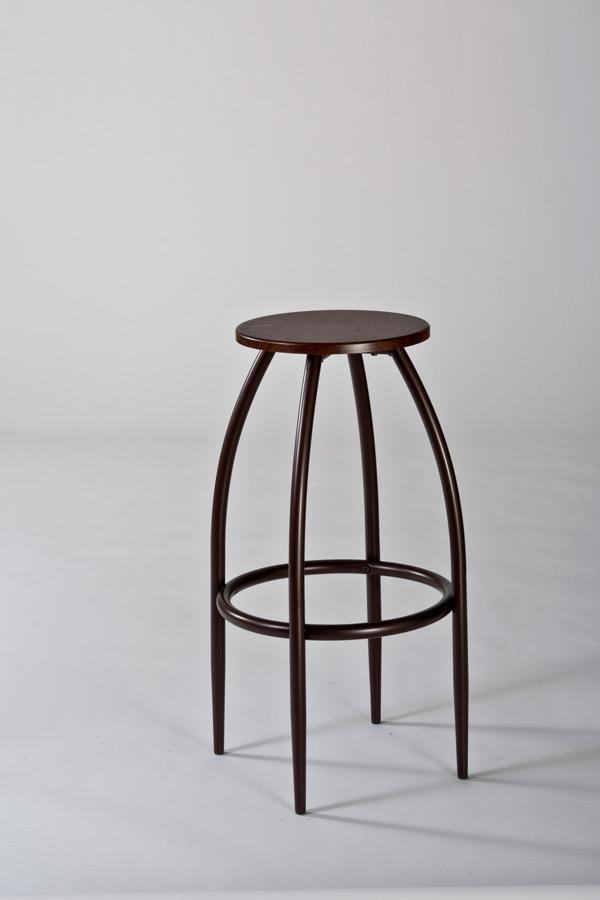 Bowen Backless Adjustable Bar Stool Dark Grey amp Walnut  : bowen backless adjustable bar stool dark grey walnut 1 from www.decorsouth.com size 600 x 900 jpeg 48kB