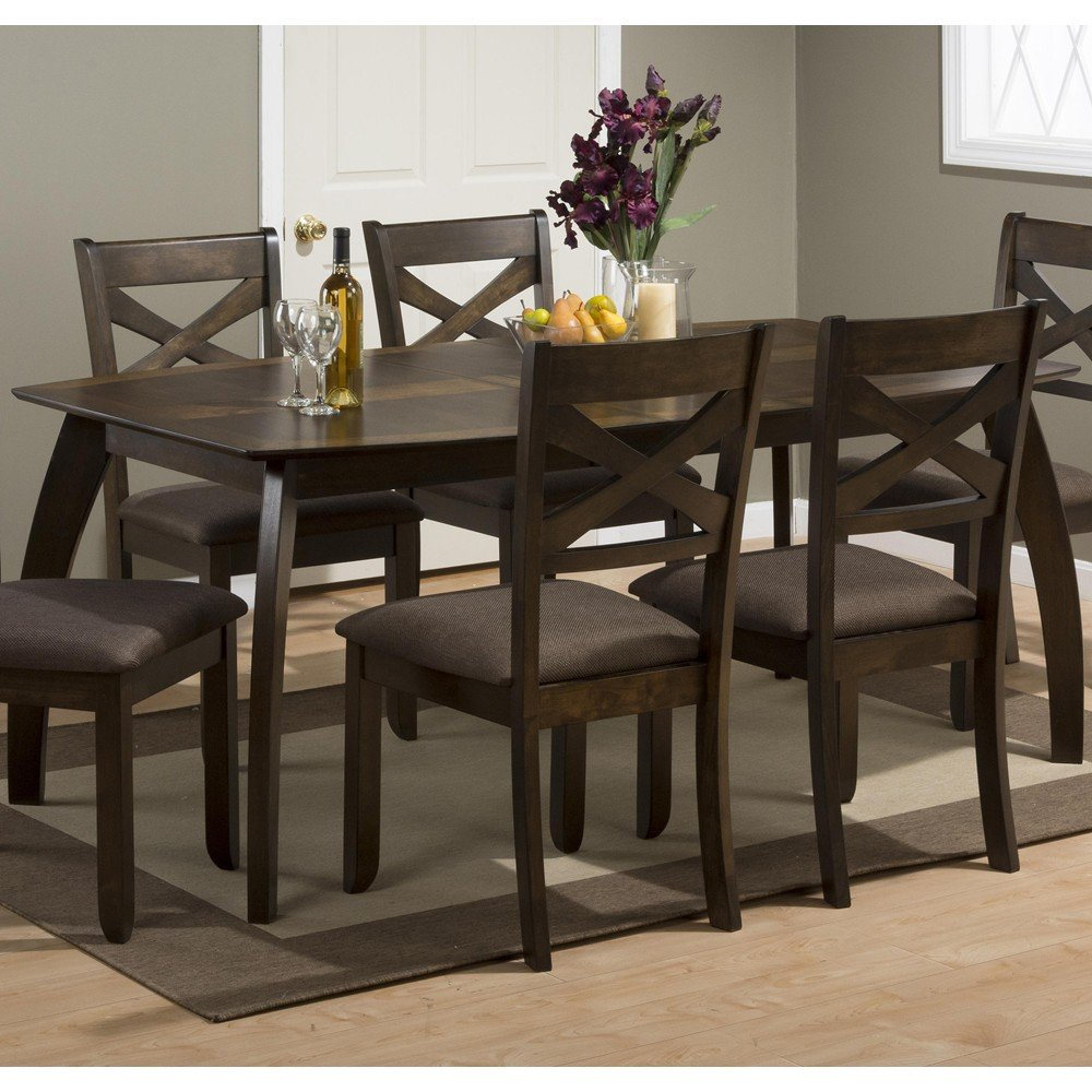 Breakfast Room Tables: Camden Walnut Dining Room Table