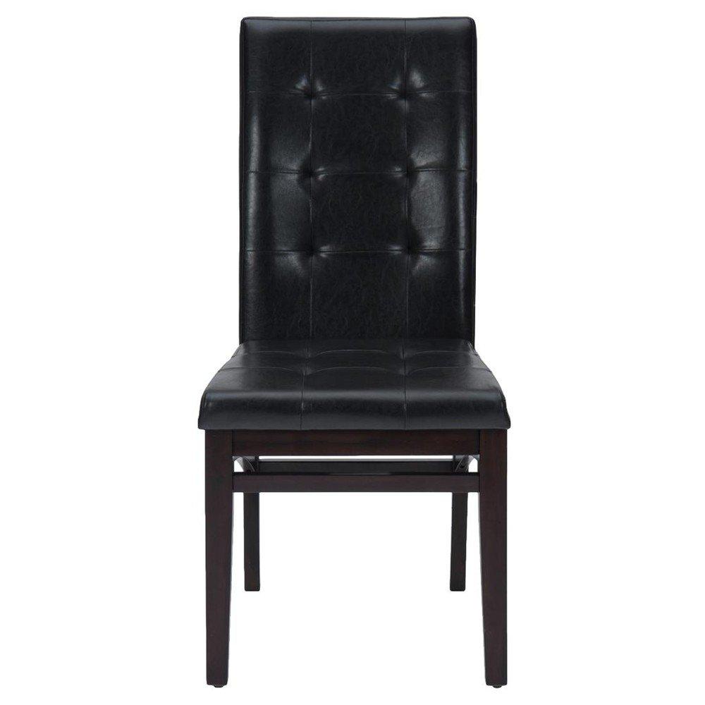 Chadwick Espresso Tufted Parson Chair Set of 2 863  : chadwick espresso tufted parson chair set of 2 1 from www.decorsouth.com size 1000 x 1000 jpeg 44kB