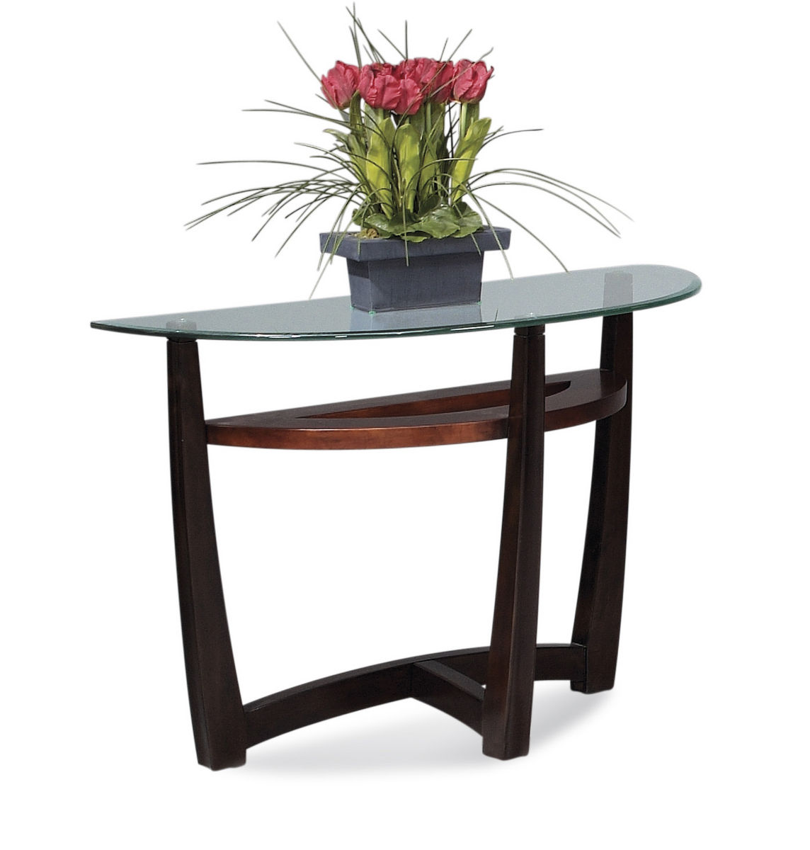 Elation Console Table (Copper Ring Finish)   [T1078 400 087EC]