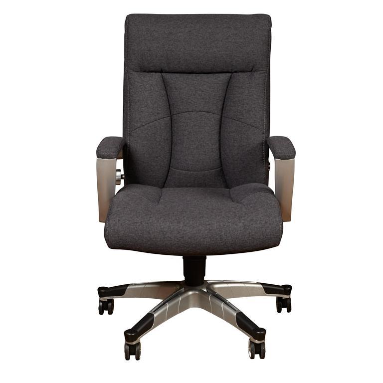Fabric Cool Foam Chair Grey Linen DS 1942 452 5