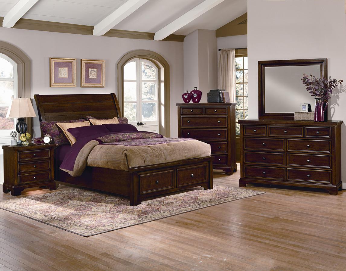 Sleigh Bedroom Sets : ... Sleigh Bed Bedroom Set under Liberty Furniture Sleigh Bedroom Sets