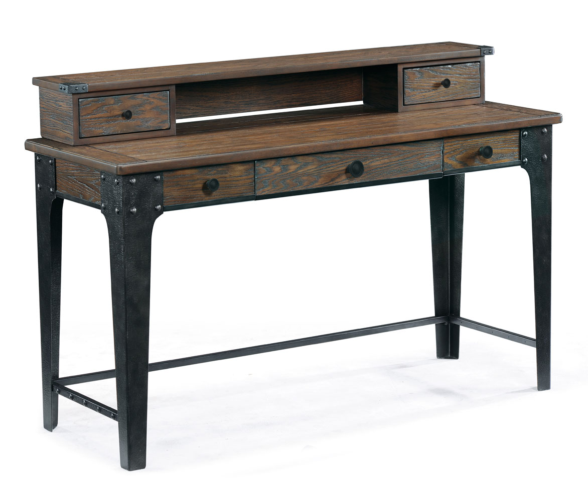 Lakehurst Sofa Table Desk Natural Oak [T1806 90] Decor South