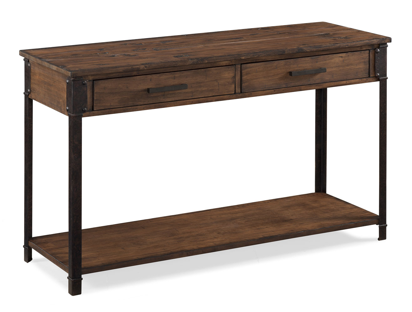 Larkin Rectangular Sofa Table Natural Pine T2017 73