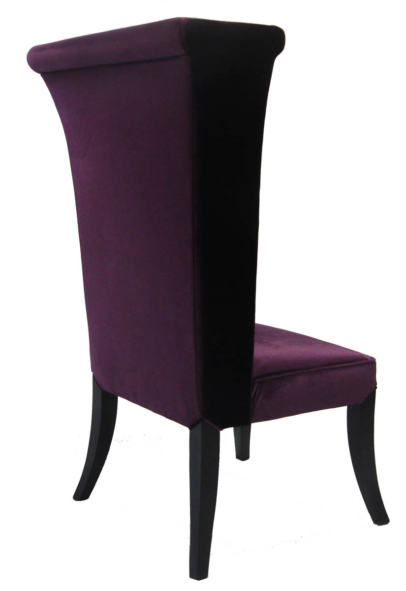 Mad Hatter Dining Chair Rich Purple Velvet LC847SIPU  : mad hatter dining chair rich purple velvet 2 Desk Chairs <strong>for Teens</strong> from www.decorsouth.com size 825 x 1200 jpeg 68kB