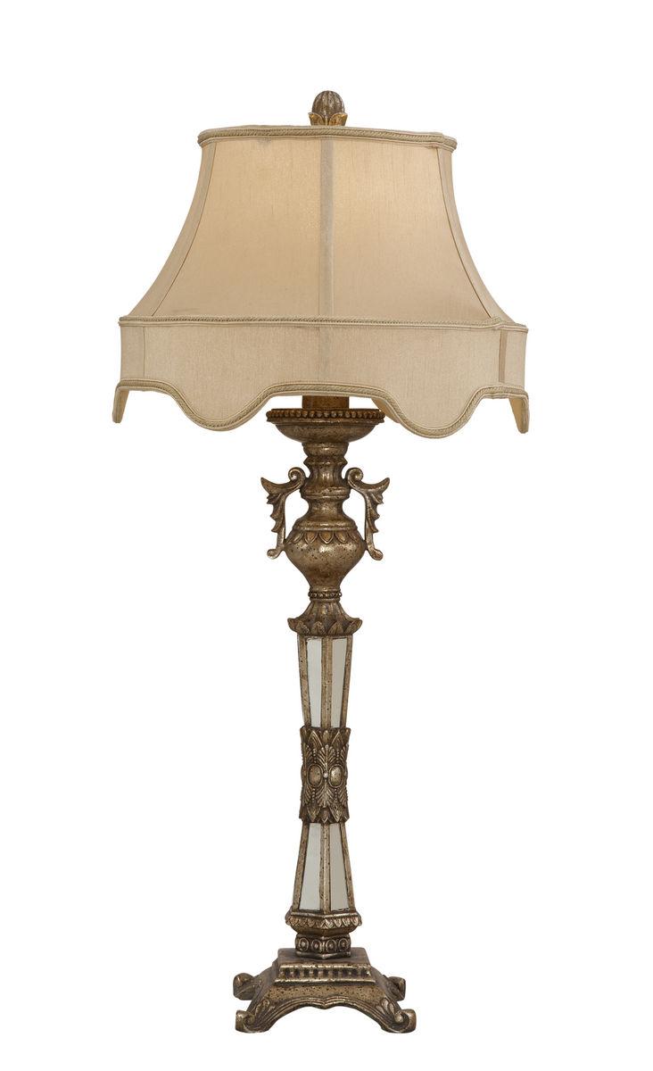 Table Lamps Antique Lamp Desk Lampe Berger