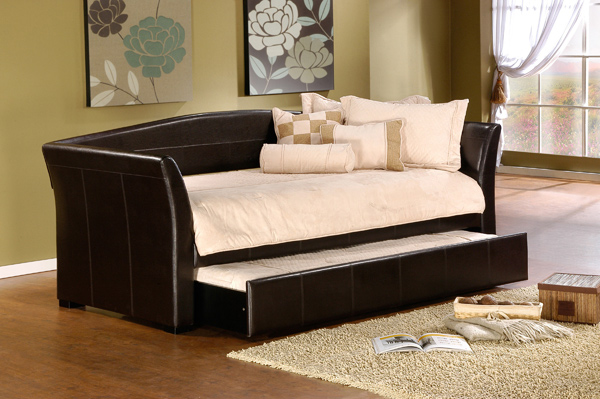 Montgomery Daybed (Brown Finish) - Montgomery Daybed (Brown Finish) EBay