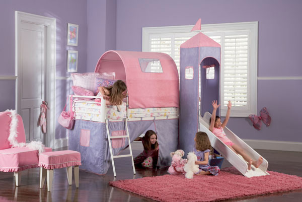 Toddler Girl Bedroom Ideas 600 x 401