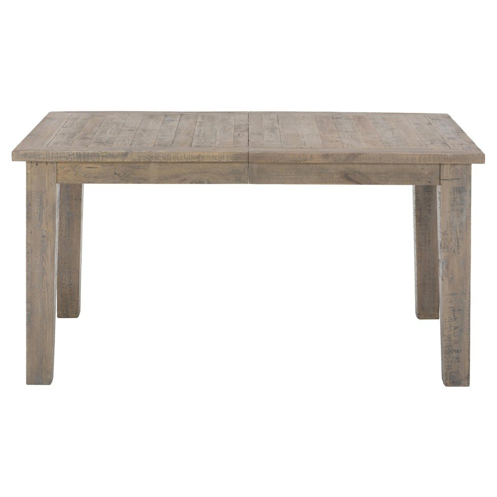Slater Mill Pine Dining Table Made From Reclaimed Pine 941 72 Decor South