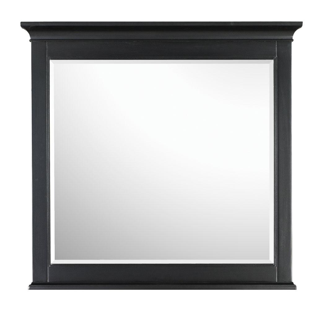 inspirational black framed mirror. Black Bedroom Furniture Sets. Home Design Ideas