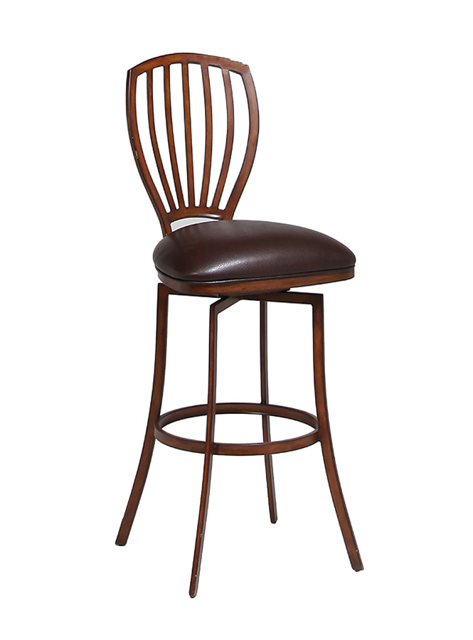 Tropez Swivel Bar Stool Noyer amp Ford Brown Finish TZ  : tropez swivel bar stool noyer ford brown 1 from www.decorsouth.com size 665 x 900 jpeg 59kB