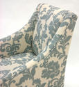 Accent Chair (Ikat Slate) - [LC2988CLGR] 1