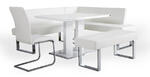 Amanda Dining Table (White)