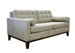 Centennial Loveseat (Ash Fabric)