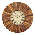 Chatham Clock (Natural Wood) - 36