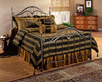 Kendall Bed (Bronze Finish)