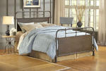 Kensington Bed (Old Rust Finish)