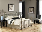 Leighton Bed (Antique Brass Finish)