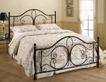 Milwaukee Bed (Antique Brown Finish)