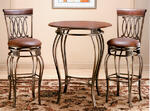 Montello Pub Table (Old Steel Finish)