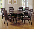 Nottingham Dining Set  (Dark Walnut Finish)