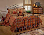 Oklahoma Bed (Bronze Finish)