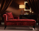 Patterson Chaise Lounge (Maroon)